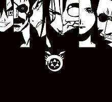 Seven sins homunculus by v3ana