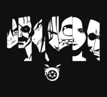 Seven sins homunculus T-Shirt