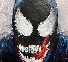 Palette Knife Venom by JacobCarder