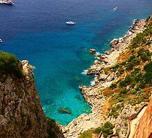 A Day In Capri, Italy by BrandonBalasco