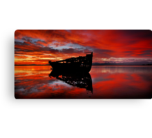 The Return of Helios Canvas Print