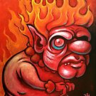 I'm the Heat Miser by Craig Medeiros