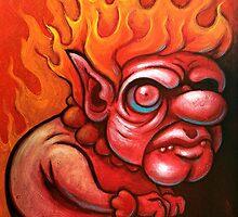 I'm the Heat Miser by Craig Medeiros