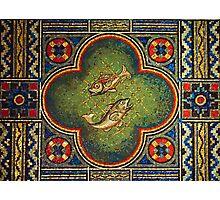 Cathedral Basilica of Saint Louis Interior Study 5  Photographic Print