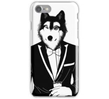 Wolves Are Bad and Dangerous iPhone Case/Skin