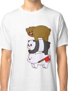 Bear Stack Classic T-Shirt
