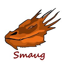 Smaug by bobattackman