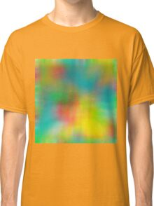 Colorful abstract pattern Classic T-Shirt