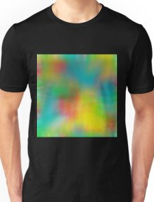 Colorful abstract pattern Unisex T-Shirt