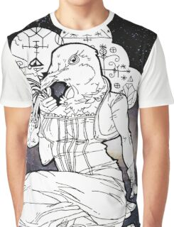 far out veve dove Graphic T-Shirt