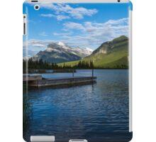 Vermilion Lakes 2 iPad Case/Skin