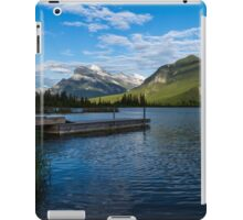 Vermilion Lakes 2 iPad Case/Skin