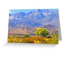 There Is Peace In The Valley Greeting Card