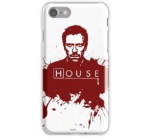 House M.D. - Blood House iPhone Case/Skin