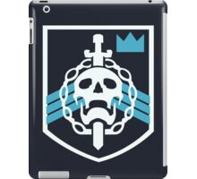Destiny Raid Trophy Emblem iPad Case/Skin
