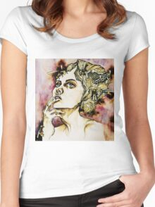 Daydreamer Women's Fitted Scoop T-Shirt