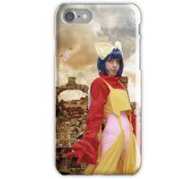Ruins of Madain Sari iPhone Case/Skin