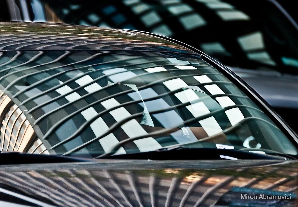 Magic car by Miron Abramovici