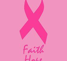 Breast Cancer Ribbon! by Gaero