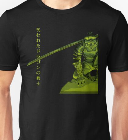 Cursed Dragon Warrior Unisex T-Shirt