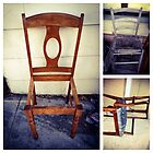 Chair Trio by Barbara Wyeth