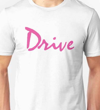 DRIVE Logo Unisex T-Shirt