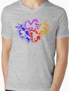 TMNT 2K12 Mens V-Neck T-Shirt