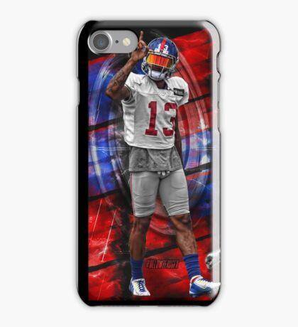 Odell Beckham JR Edit iPhone Case/Skin