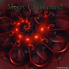 MERRY CHRISTMAS !! by LindaPerryMcC