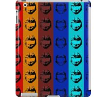 Red vs. Blue (group one) iPad Case/Skin