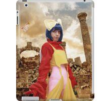 Ruins of Madain Sari iPad Case/Skin