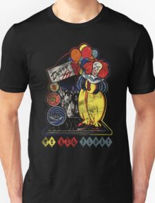 Welcome To Derry. We All Float. T-Shirt