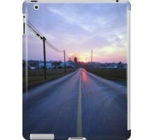 Lonely Road iPad Case/Skin