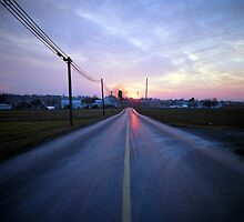 Lonely Road by Daniel Regner