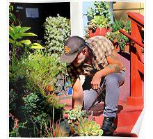 The Gardener Next Door Poster