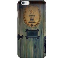 Germany in Texas iPhone Case/Skin