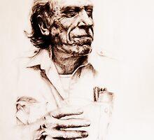 Bukowski #1 by r4chus