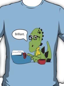 Hipsterasaurus T-Shirt
