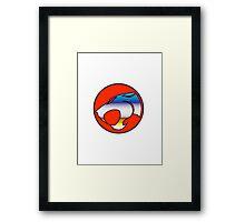 RAWR! Framed Print