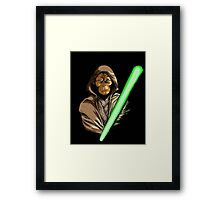 Star Wars of the Planet of the Apes Framed Print