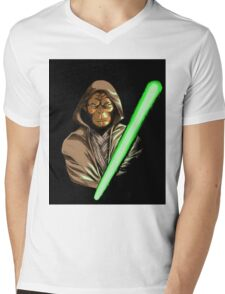 Star Wars of the Planet of the Apes Mens V-Neck T-Shirt