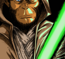 Star Wars of the Planet of the Apes Sticker