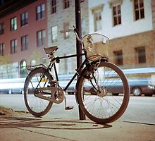 City Bicycle by Daniel Regner