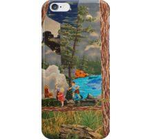 LOOK, DICK, LOOK, JANE iPhone Case/Skin