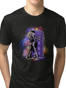 The Doctor With One Heart Tri-blend T-Shirt