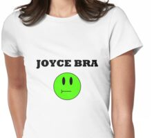 JOYCE BRA Womens Fitted T-Shirt