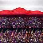 Perfect Pastels - Sunrise layers by Georgie Sharp