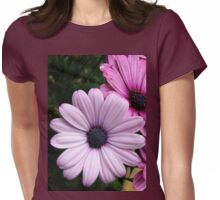 Elizabethan Daisies Womens Fitted T-Shirt