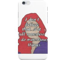 Lydia Quote- Number Four in a Series iPhone Case/Skin