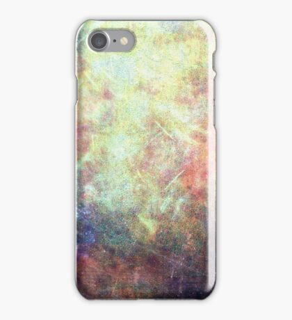 Grunge textures iPhone Case/Skin